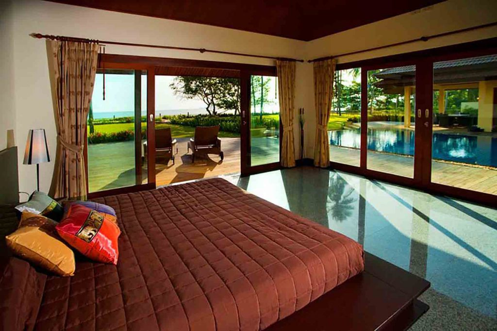 Luxurious Krabi beachfront villa for sale at a bargain price