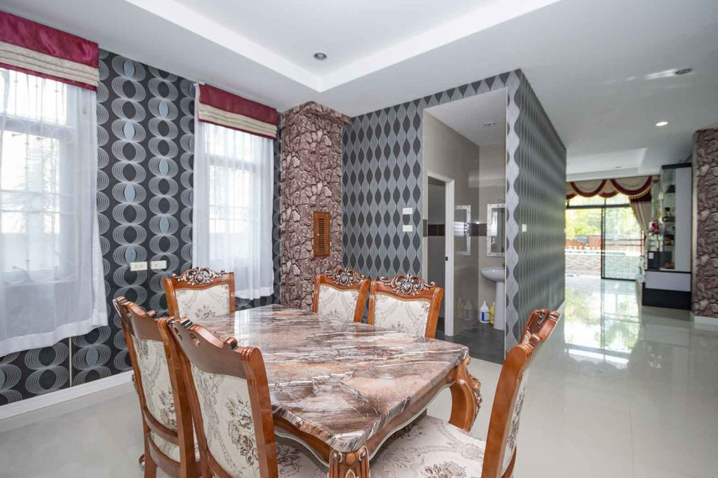 Krabi villa for sale with large living space