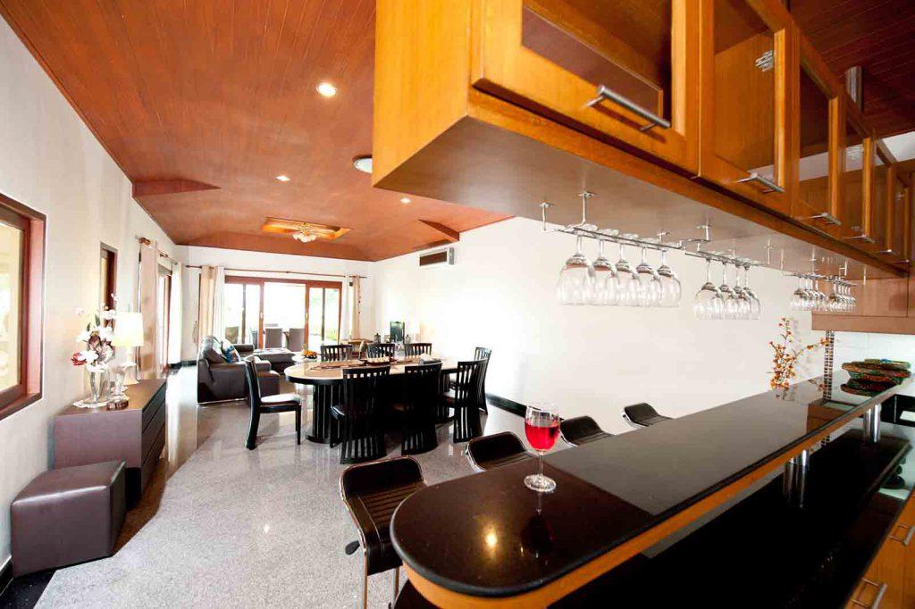 Krabi oceanfront Villa with outstanding features