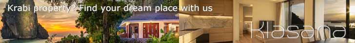 Klasana Property Luxury Property Villa and Condo sales in Krabi